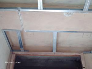 Struttura soffitto
