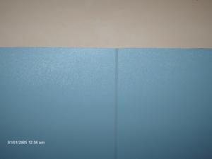 Decorazione pareti - particolare